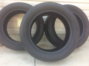 General GMax Touring tires