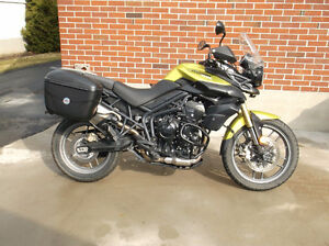 Triumph Tiger 800ABS