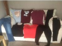 Bundle of Maternity clothes £30