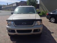 2005 Ford Explorer Limited V8 SUV, 8 places; full; 127k; $7,495