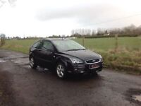 24/7 Trade sales NI Trade Prices for the public 2006 Ford Focus 1.6 Zetec Climate Automatic 3 Door