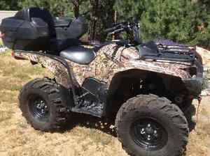 Grizzly 700 Ducks Unlimited Edition Camo