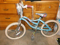 Girls Bike for 7 to 10 year old
