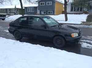 2001 Hyundai Accent GS Coupe (2 door)