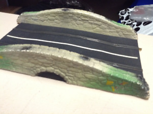 Scalextric track from 1960s