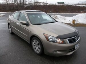 2010 Honda Accord EXL Fully Loaded Only 134000KMS