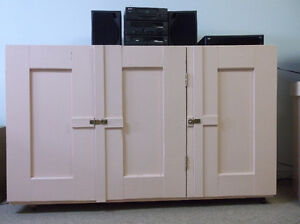 Wooden cabinet - free