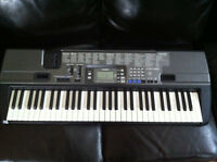 Casio muti-use keyboard