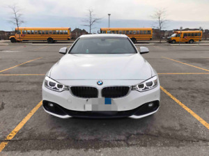 2016 BMW 428i xDrive  - Mint Condition, Low miles, Low Monthly