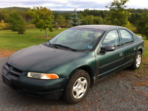 1997 Dodge Stratus for sale  -only 58,000km