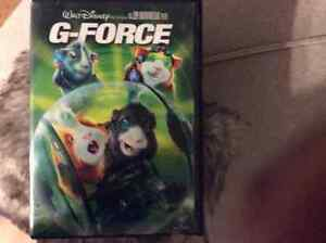 Walt Disney-G-FORCE