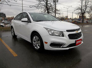 2015 Chevrolet Cruze LT Sedan! Amazing Condition! Low Mileage!