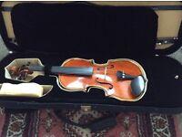 Violin Full size Hindersine Piacenza