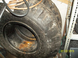 TUBELESS TIRES 1100 X 20