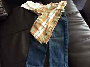 Hurley outfit (12 months)