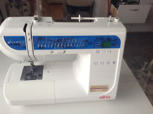 Elba eXperince 520 sewing machine