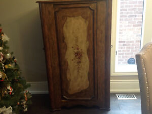 Seven seas Wine cabinet by Hooker Furniture , one of a kind