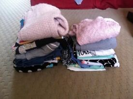 Bundle of girls clothes 9-10/ 13-14