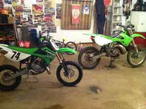 Mint KX 85 Dirt Bike