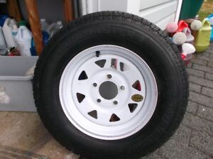 trailer wheel & tire,,blue ox base plate & hitch receivers