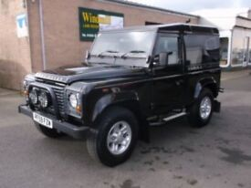 2009 Land Rover Defender County Hard Top 2.4 TDCi