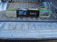 Pickup of your old (Dead) Car, Truck,R.V. Battery for Free