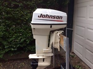 Johnson 50 hp Outboard
