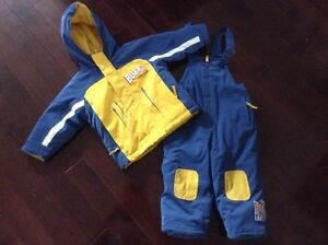 Disney Pixar Toy Story 2- piece winter suit - size 2