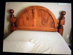 Tête de lit et base