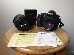 Nikon D3100 DSLR w/ Warranty