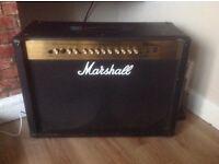 Marshall mg 250 dfx guitar amp