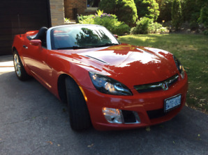 RARE 2008 Saturn Sky Red Line 260 HP 4cyl Turbo Automatic