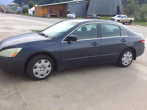 2003 Honda Accord - In Great Condition - Available Mid-August