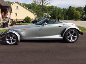 2001 Plymouth Prowler- Trade for HD Touring