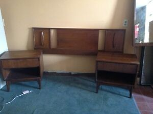 MID CENTURY BEDROOM SET Kingston Kingston Area image 1
