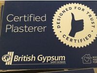 British gypsum/Certified Plasterers