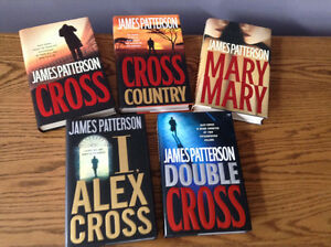 9 JAMES PATTERSON BOOKS Oakville / Halton Region Toronto (GTA) image 1