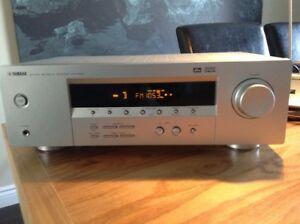 YAMAHA Natural Sound AV Receiver HTR-5920