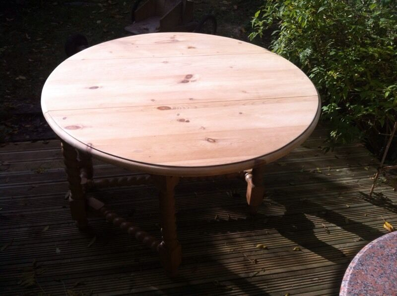 Cheap solid pine dining table