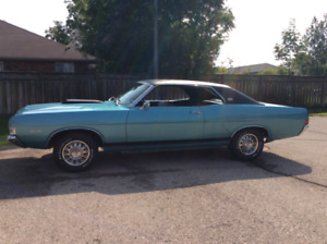 1968 Ford Torino 2 DR. HDTP 23,500.00 Certified