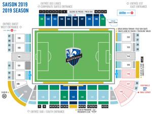 Montreal Impact vs Cincinnati Fc -2 billets tickets -39% off!