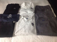 St. Mary S.S. (Uniform sale all McCarthy) school embroidered