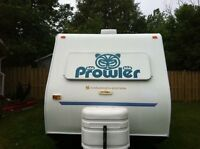 26' Prowler Camper Trailer for rent