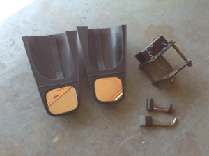 """Bumper adapter (Swagman) to fit 4"""" RV bumper. and more"""