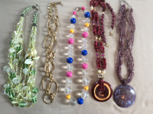 5 fun necklaces for sale