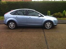 2007 57 ford focus 2.0 ghia tdci - stunning condition