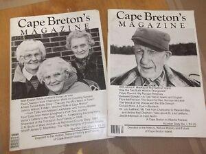 CAPE BRETON MAGIZINES