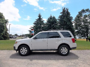 2010 Mazda Tribute- 4 Cylinder & Just 160K!!  ONLY $8950!!