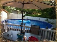 Pool services and maintenance !