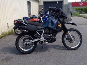 KLR 650A 1998 Tres Bonne Condition 79,000km
